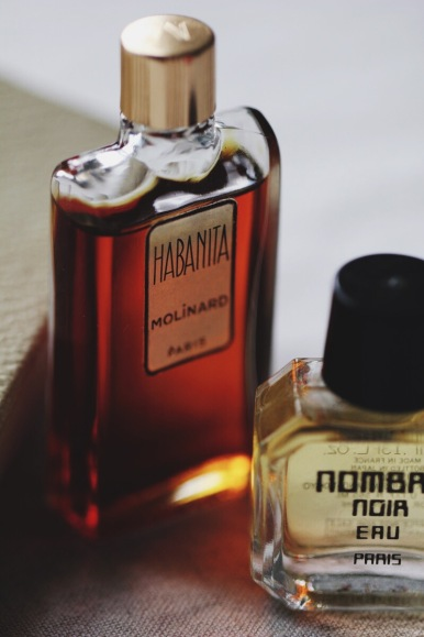 Habanita Molinard, Nombre Noir Shiseido