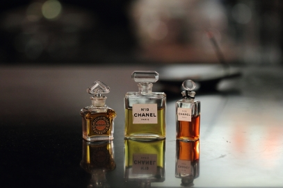 Mitsouko Guerlain, №19, №22 Chanel
