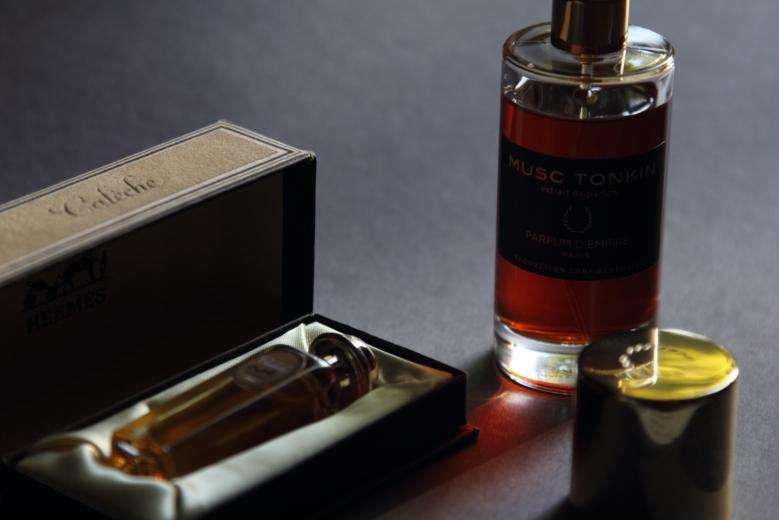 parfum d'empire musc tonkin
