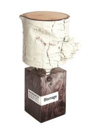 Мускус, кожа, древесные ноты, береза